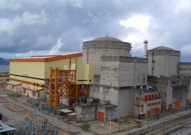 大亚湾核电站案例-防爆空调